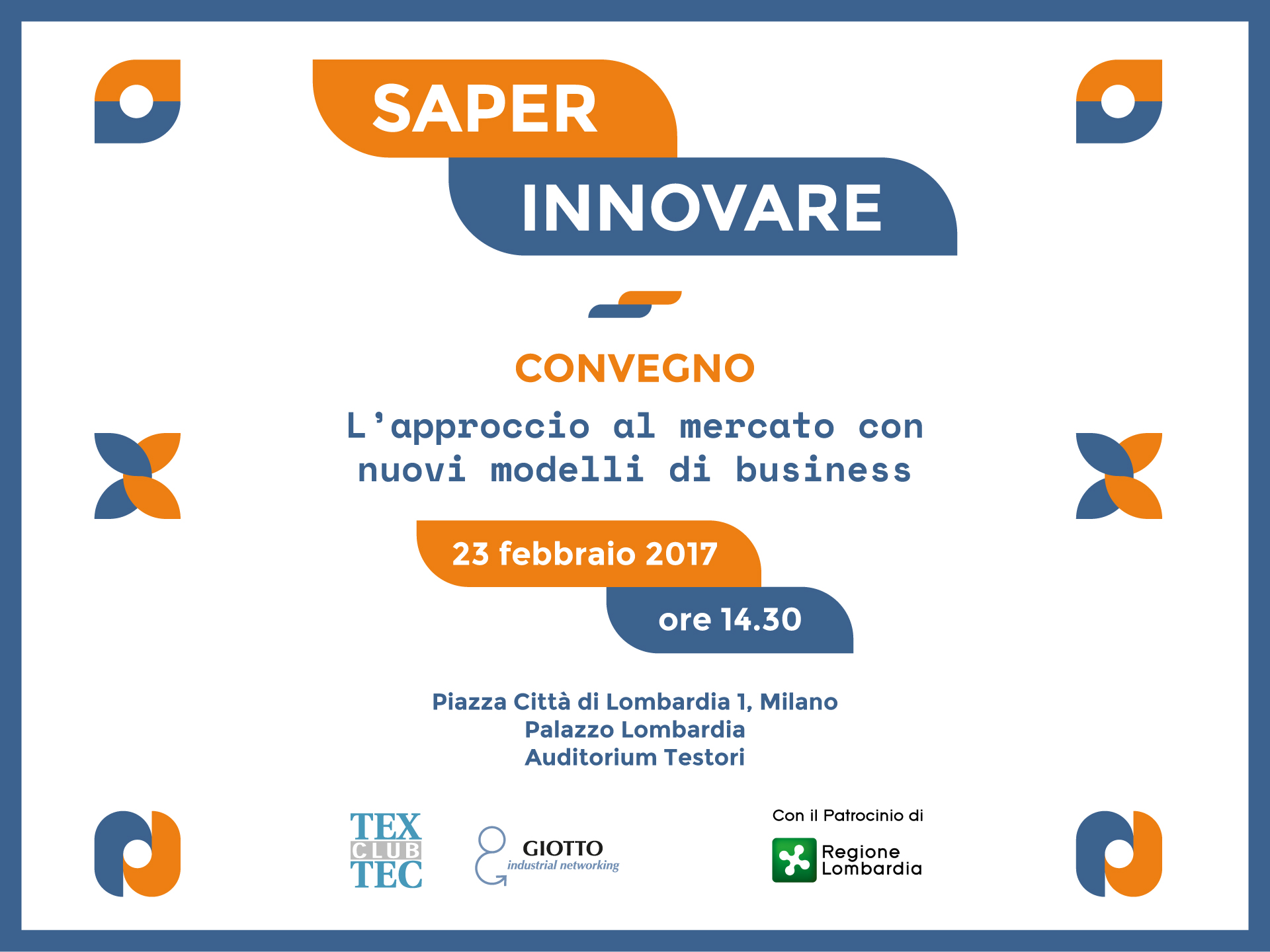 tex club tec_flyer saper innovare